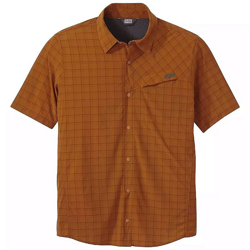 Outdoor Research Men's Astroman S/S Sun Shirt 274413 (Outdoor Research)