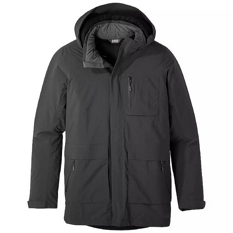 Men's Dorval Parka Jacket