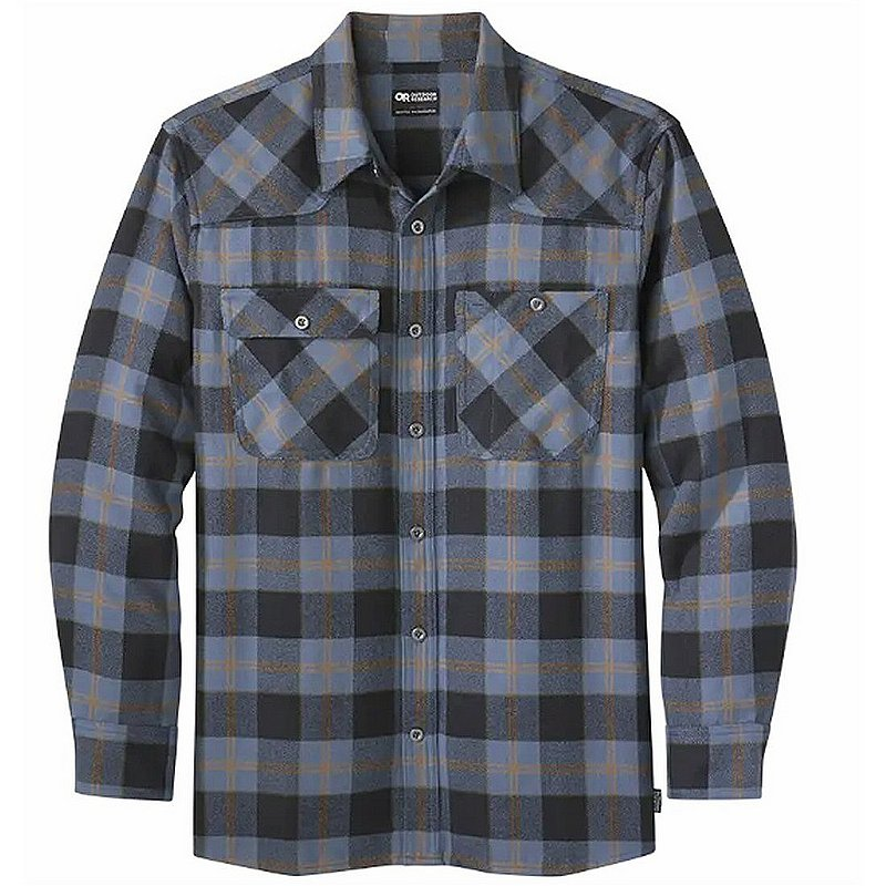 Outdoor Research Men's Feedback Flannel Shirt 242862 (Outdoor Research)