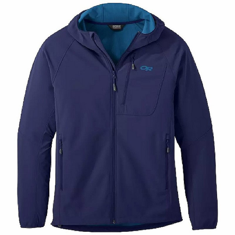 Outdoor Research Men's Ferrosi Grid Hooded Jacket 271419 (Outdoor Research)