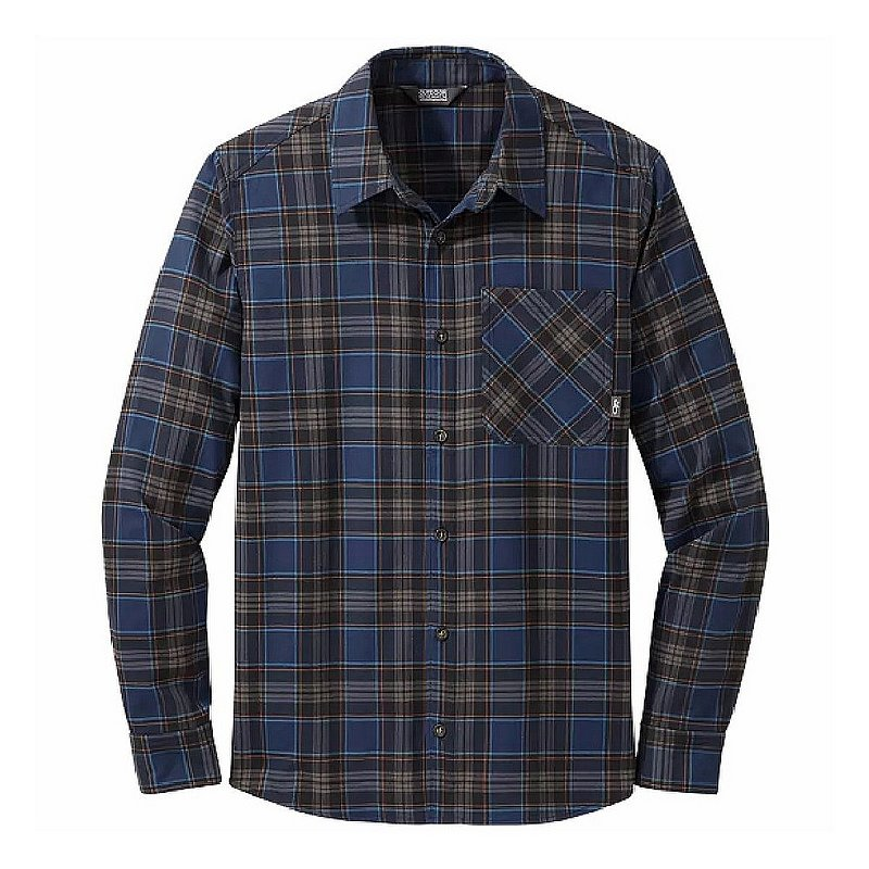 Outdoor Research Men's Kulshan Flannel Shirt 277602 (Outdoor Research)