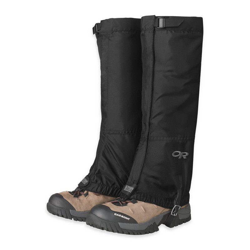 Outdoor Research Men's Rocky Mountain High Gaiters 243108 (Outdoor Research)