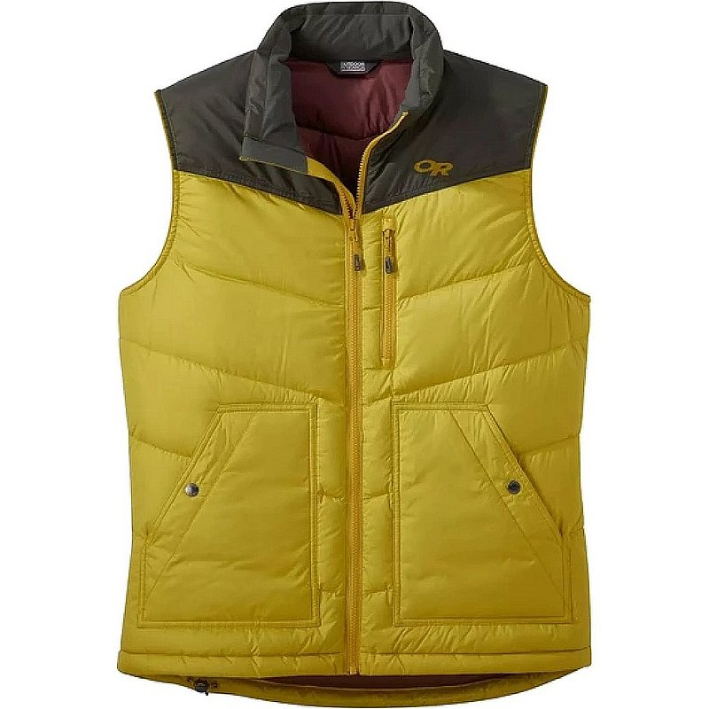 Outdoor Research Men's Transcendent Down Vest 268086 (Outdoor Research)