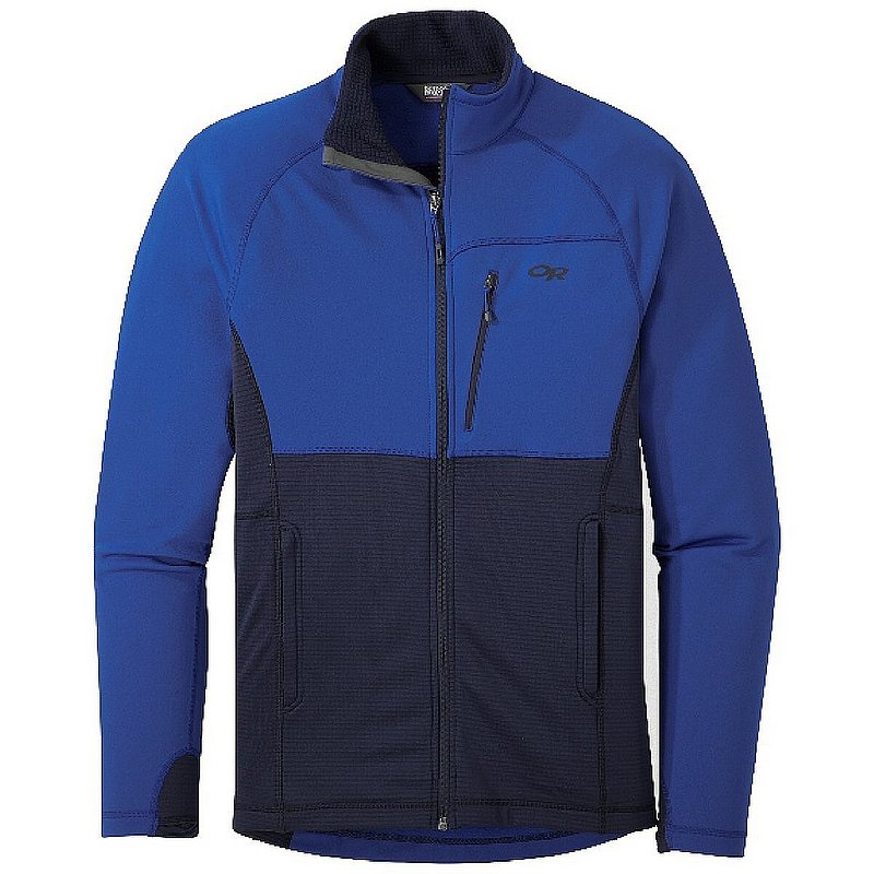 Outdoor Research Men's Vigor Full Zip Top 271451 (Outdoor Research)