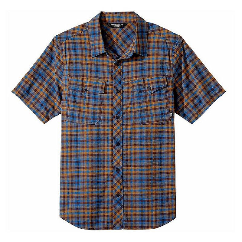 Outdoor Research Men's Wanderer S/S Shirt 282296 (Outdoor Research)