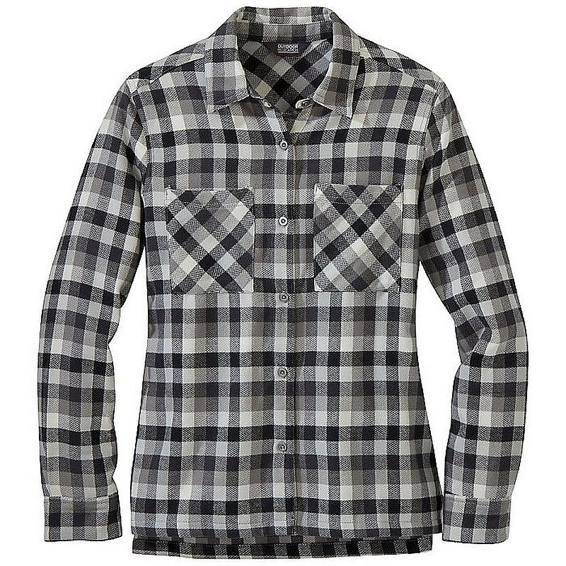 Outdoor Research Women's Feedback Flannel Shirt 271492 (Outdoor Research)