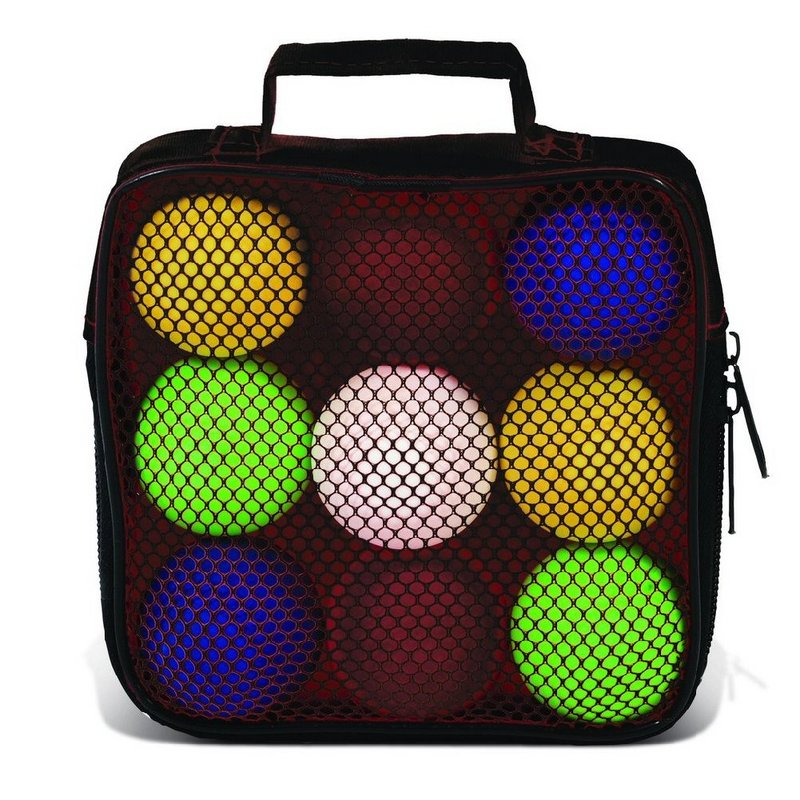 Backpack Bocce Set