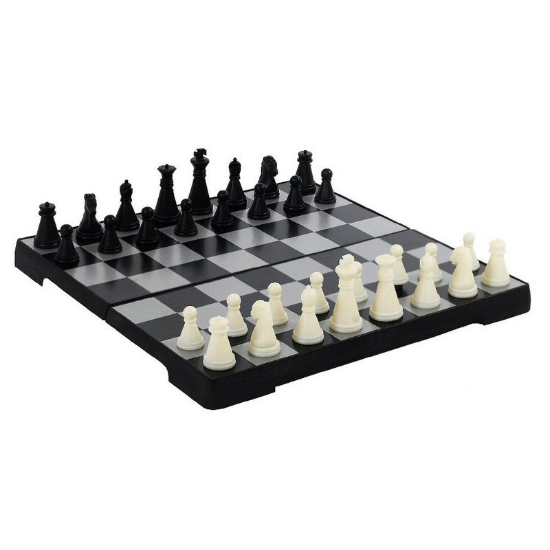 Outside Inside Backpack Chess Set 99969 (Outside Inside)