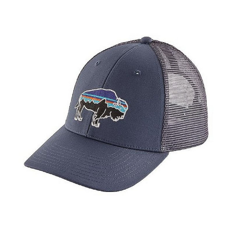 Patagonia Fitz Roy Bison LoPro Trucker Hat 38005 d043d2ceb17