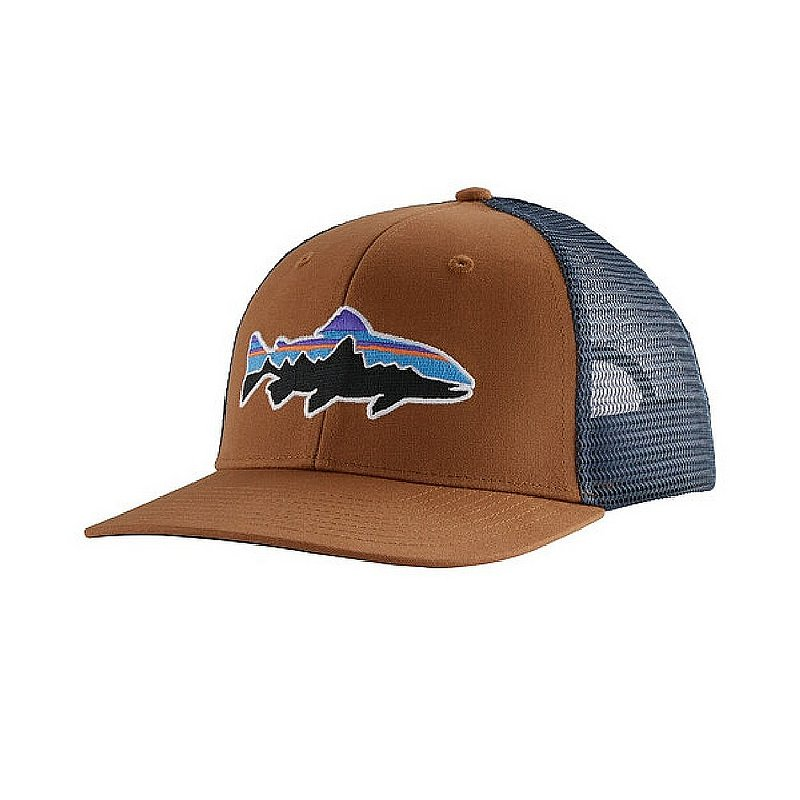 Patagonia Fitz Roy Trout Trucker Hat 38288 (Patagonia)