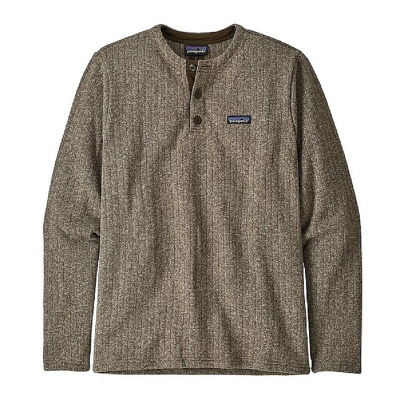 Patagonia Men's Better Sweater Fleece Henley Pullover 25305 (Patagonia)