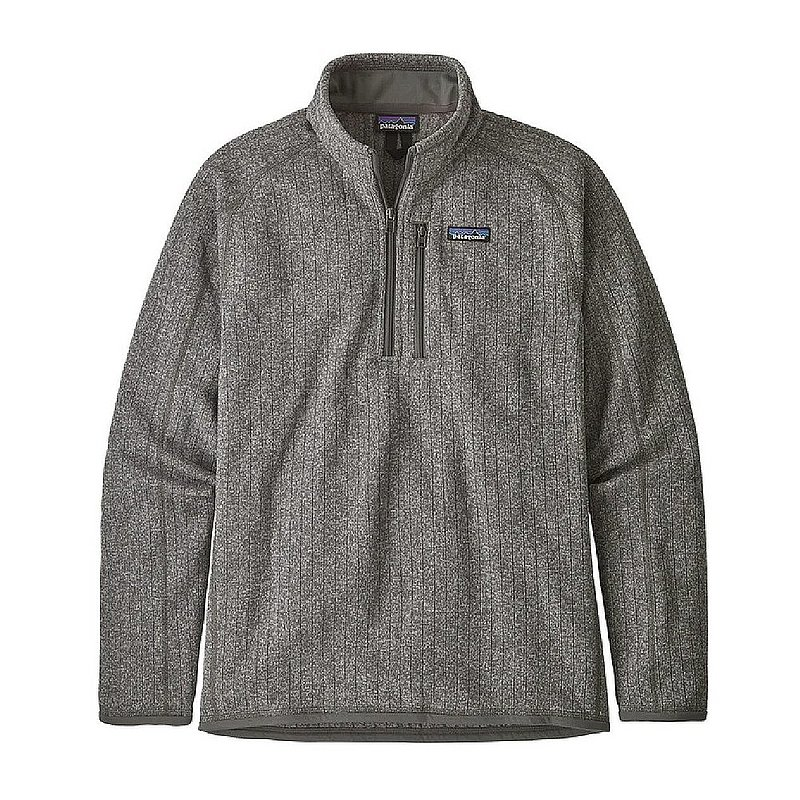 Patagonia Men's Better Sweater Rib Knit 1/4-Zip 25300 (Patagonia)