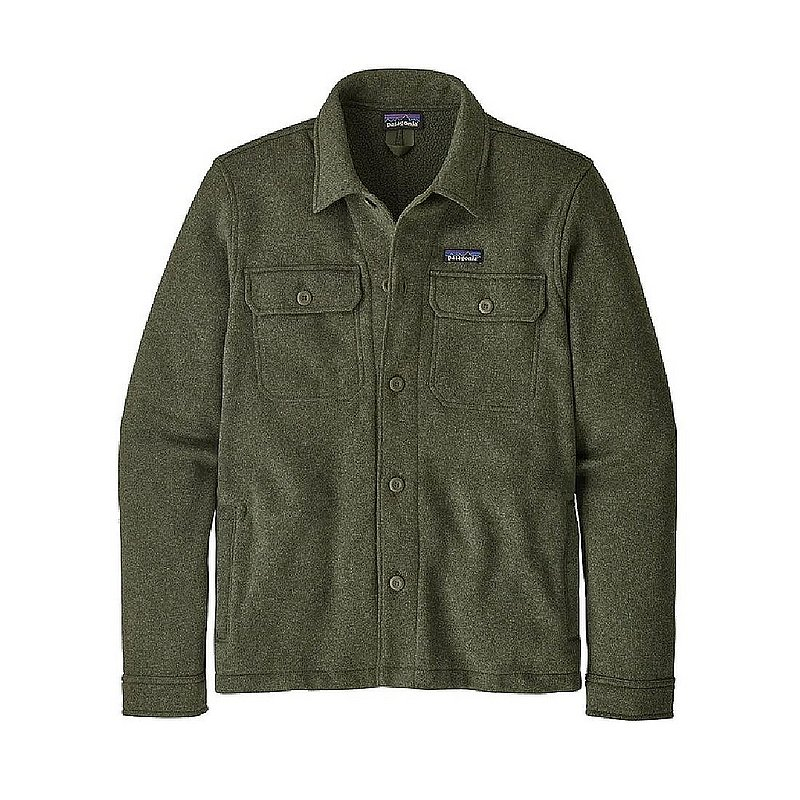 Patagonia Men's Better Sweater Shirt Jacket 25840 (Patagonia)