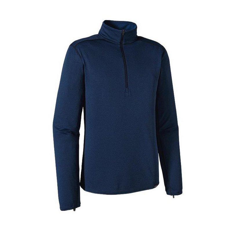 Patagonia Men's Capilene Midweight Quarter Zip Shirt 44445 (Patagonia)