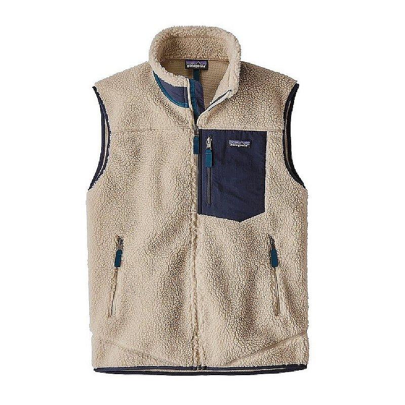 Patagonia Men's Classic Retro-X Fleece Vest 23048 (Patagonia)
