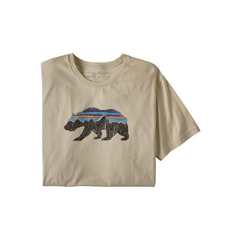 Patagonia Men's Fitz Roy Bear Organic Cotton T-Shirt 39143 (Patagonia)