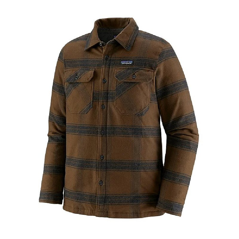 Patagonia Men's Insulated Fjord Flannel Jacket 27640 (Patagonia)