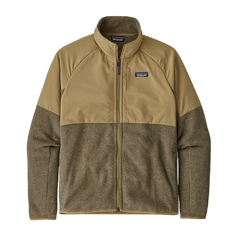 Patagonia Men's Lightweight Better Sweater Shelled Fleece Jacket 26095 (Patagonia)