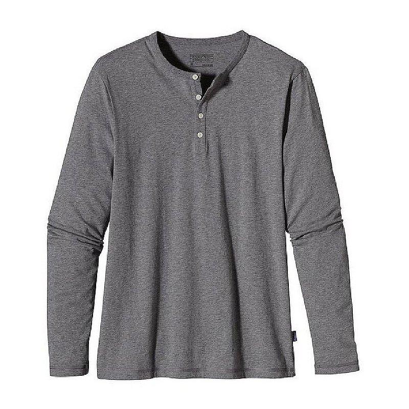 Patagonia Men's Long-Sleeved Daily Henley Shirt 52260 (Patagonia)
