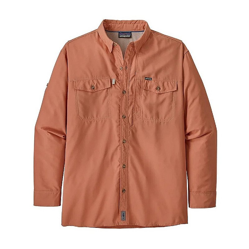 Patagonia Men's Long-Sleeved Sol Patrol II Shirt 54254 (Patagonia)