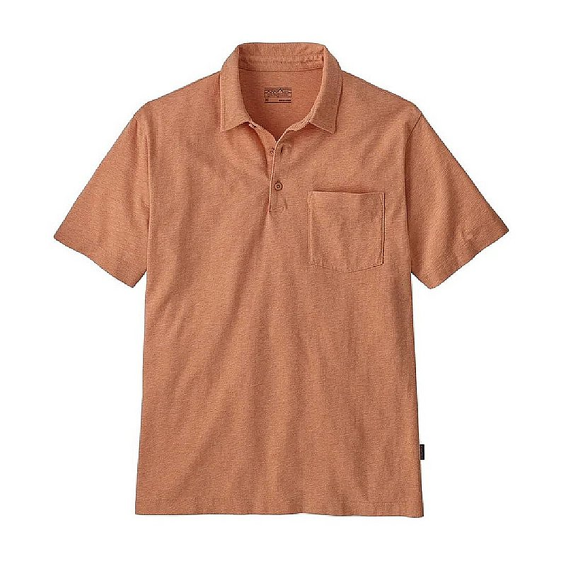Patagonia Men's Organic Cotton Lightweight Polo Shirt 53250 (Patagonia)
