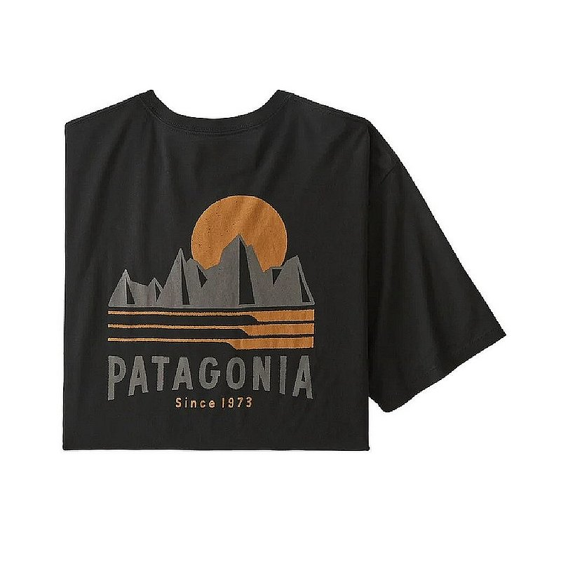 Patagonia Men's Tube View Organic Cotton T-Shirt 38563 (Patagonia)