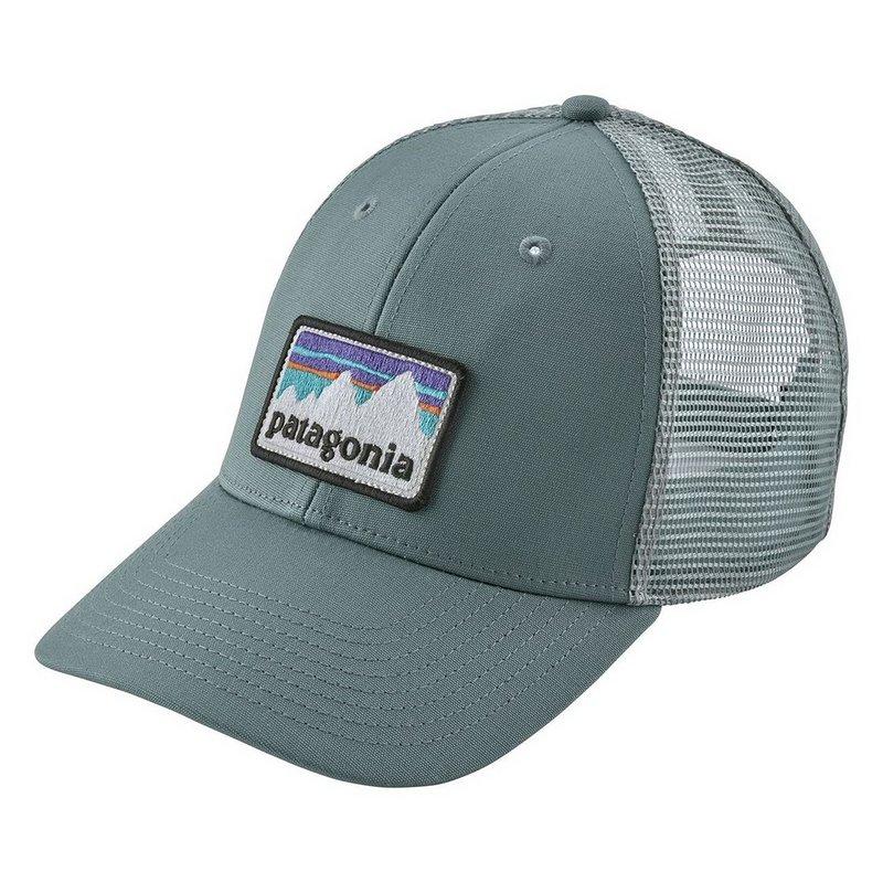 Patagonia Shop Sticker Patch LoPro Trucker Hat c8e54b62c0a6