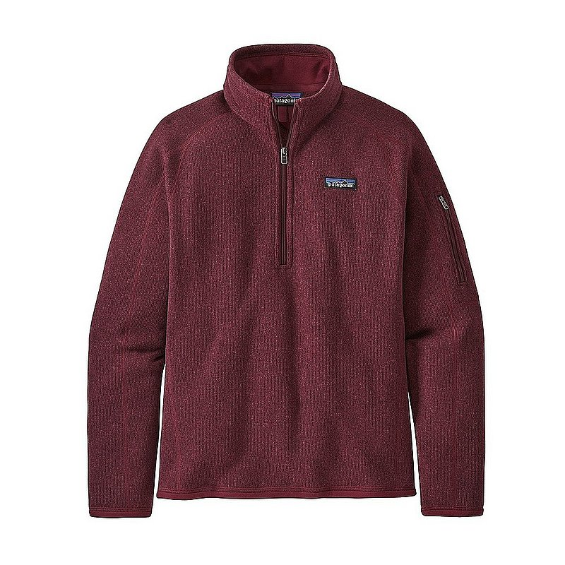 Patagonia Women's Better Sweater 1/4-Zip 25618 (Patagonia)
