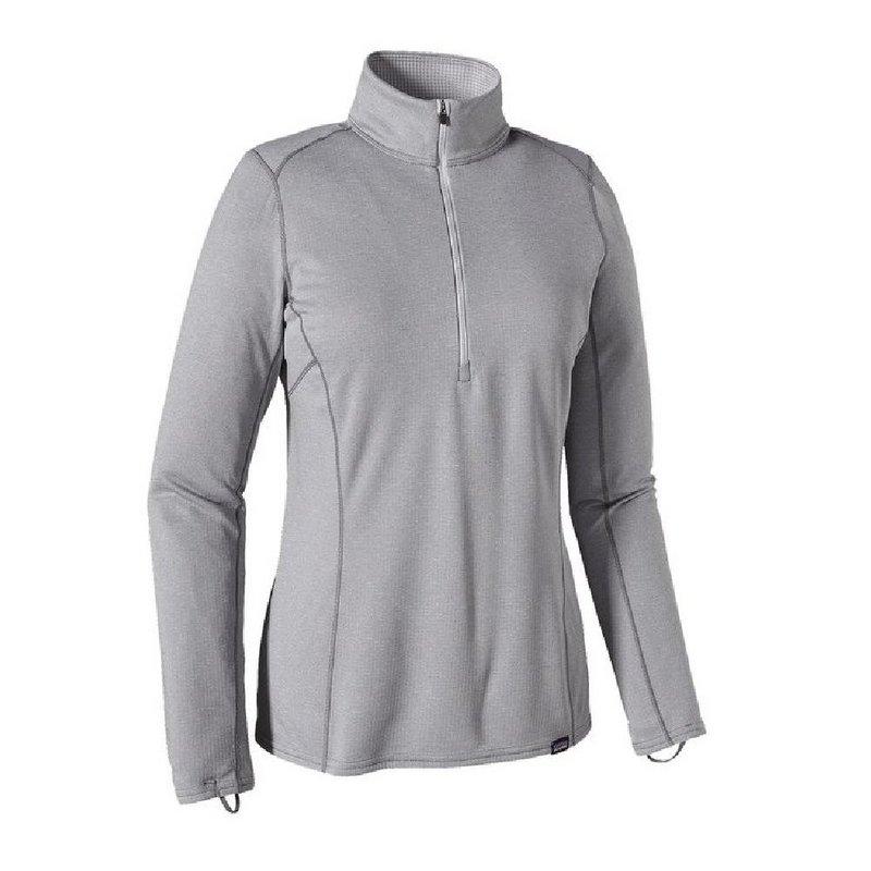 Patagonia Women's Capilene Midweight Quarter Zip Long Sleeve Shirt 44455 (Patagonia)