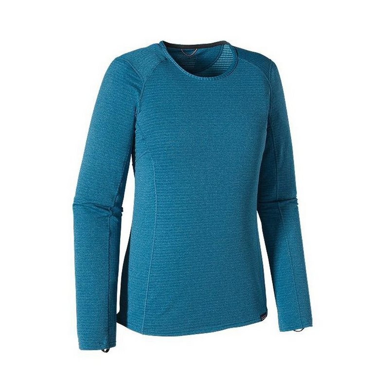 Patagonia Women's Capilene Thermal Weight Long Sleeve Crew Neck Shirt 43650 (Patagonia)