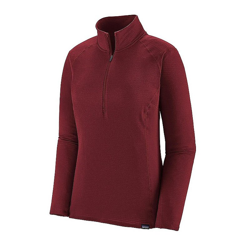 Patagonia Women's Capilene Thermal Weight Long Sleeve Quarter Zip Top 43662 (Patagonia)