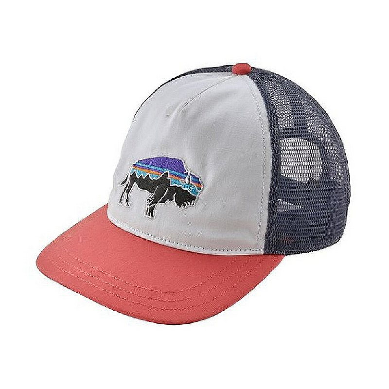 d0b3d7a5196 Patagonia Women s Fitz Roy Bison Layback Trucker Hat