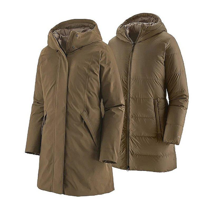 Patagonia Women's Frozen Range 3-in-1 Parka Jacket 27981 (Patagonia)