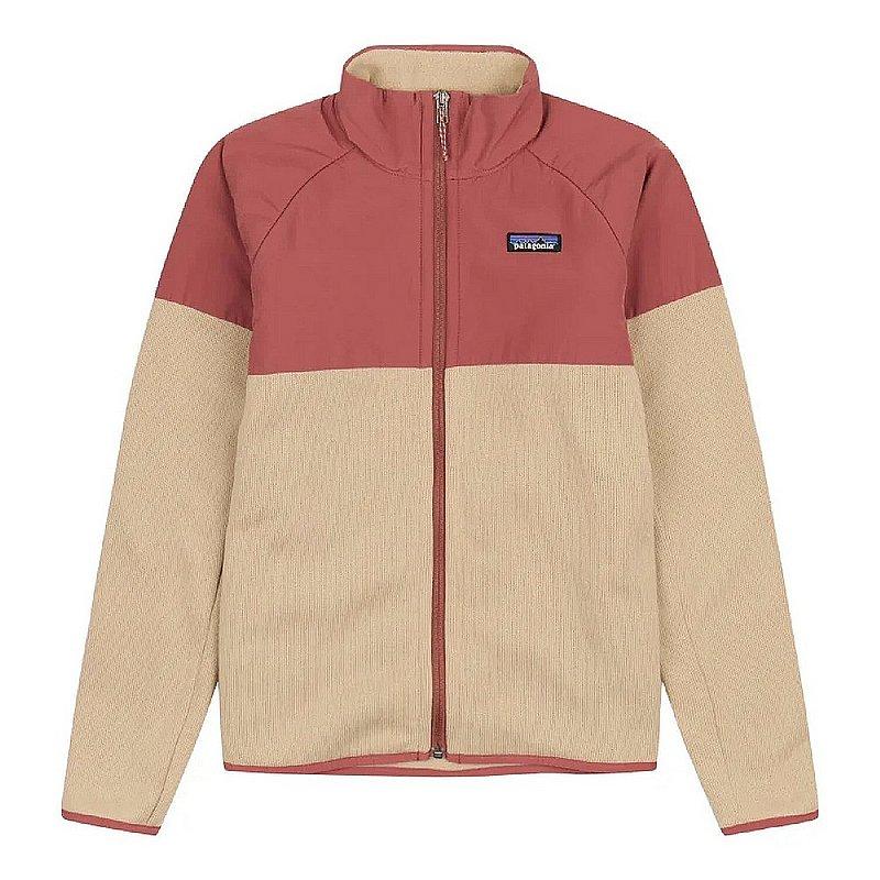 Patagonia Women's Lightweight Better Sweater Shelled Fleece Jacket 26100 (Patagonia)