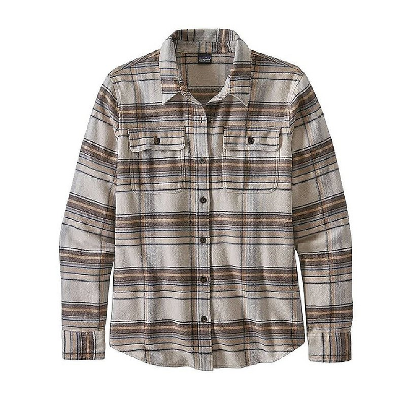 Patagonia Women's Long-Sleeved Fjord Flannel Shirt 53916 (Patagonia)