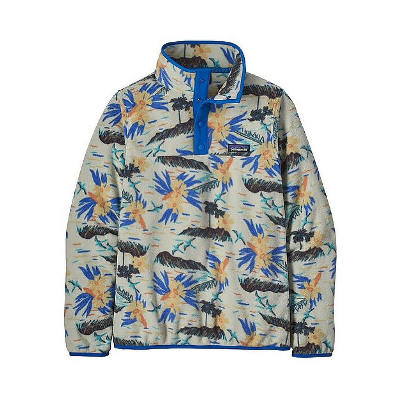 Patagonia Women's Micro D Snap-T Pullover Fleece 26020 (Patagonia)