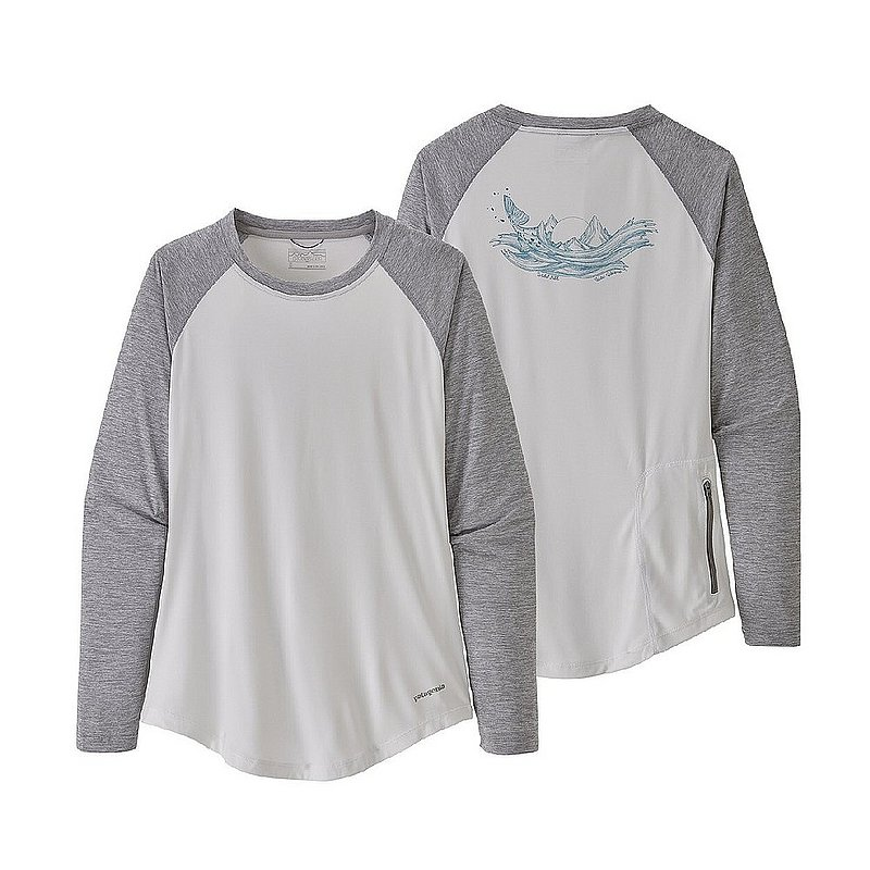 Women's Tropic Comfort Crew Shirt