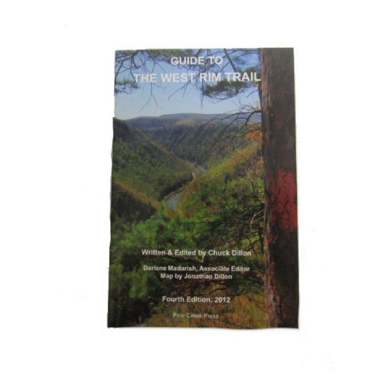 Pine Creek Press Guide To The West Rim Trail 103600 (Pine Creek Press)