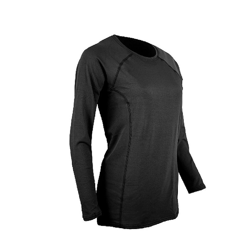 Polarmax Women's Super Midweight Stretch Crew Shirt 3S31NQPS (Polarmax)