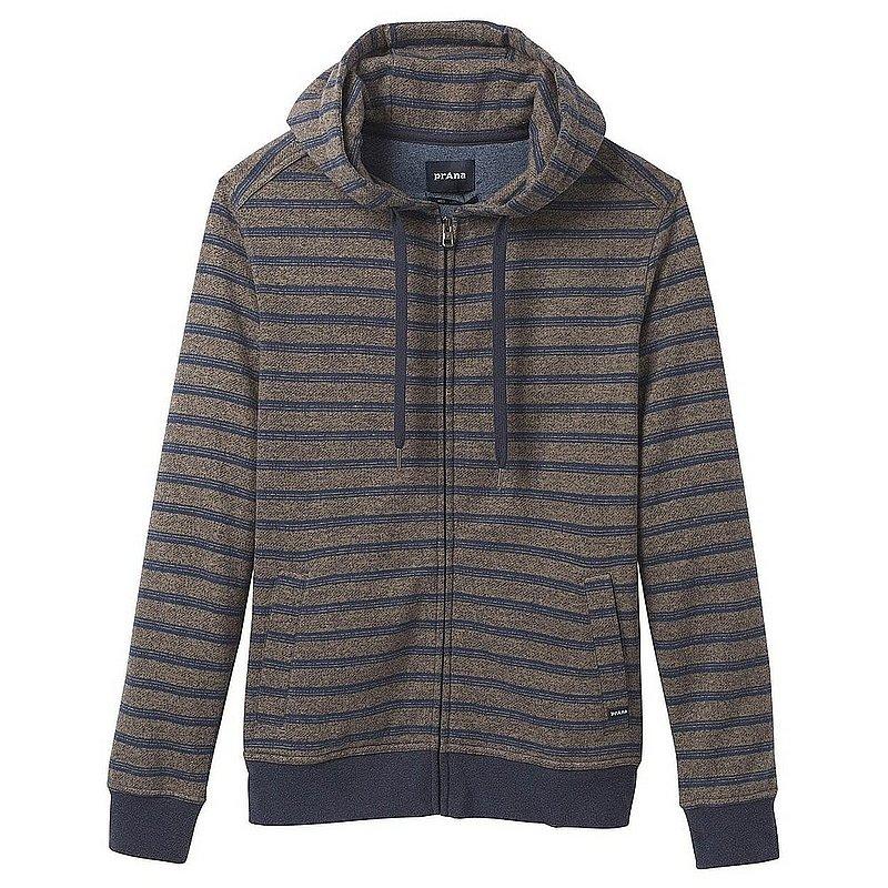 Prana Men's Cardiff Fleece Full Zip Hoody M21202514 (Prana)