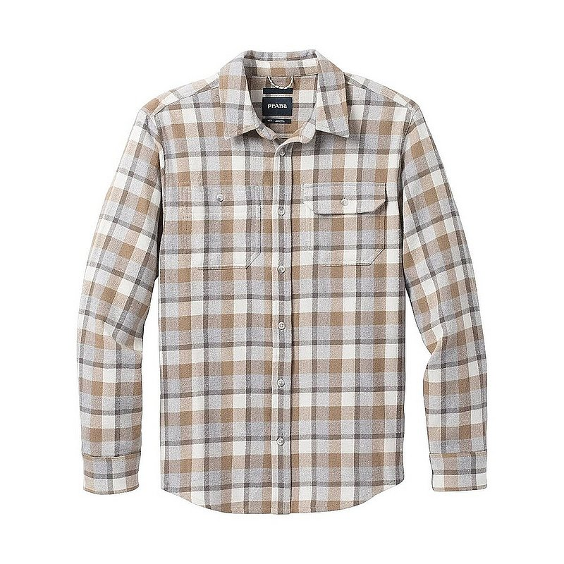 Prana Men's Hatcher Flannel Shirt M23202552 (Prana)