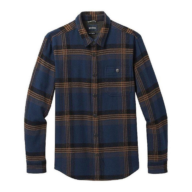 Prana Men's Lando Flannel Shirt M23202561 (Prana)