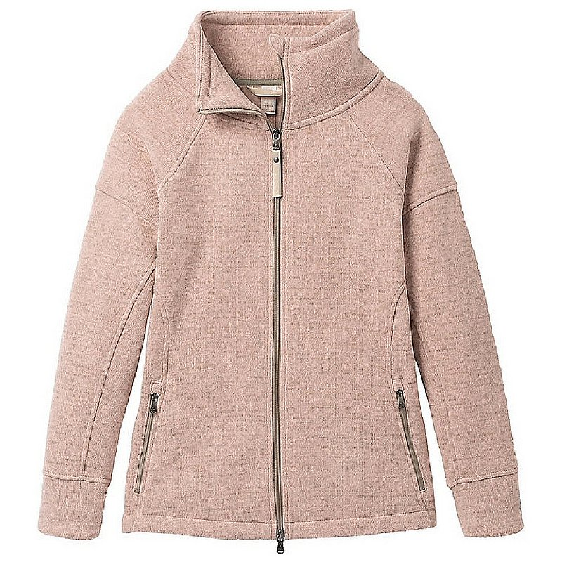 Prana Women's Tri Thermal Threads Full Zip Hoodie W23202170 (Prana)