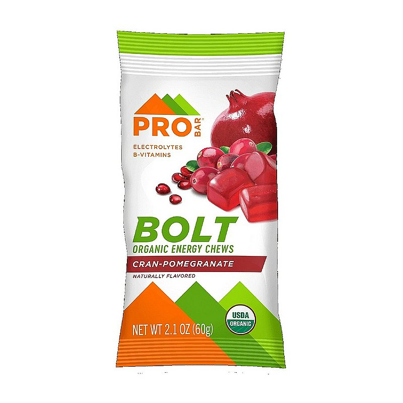 Probar Cran-Pomegranate Bolt Energy Chews 3777 (Probar)