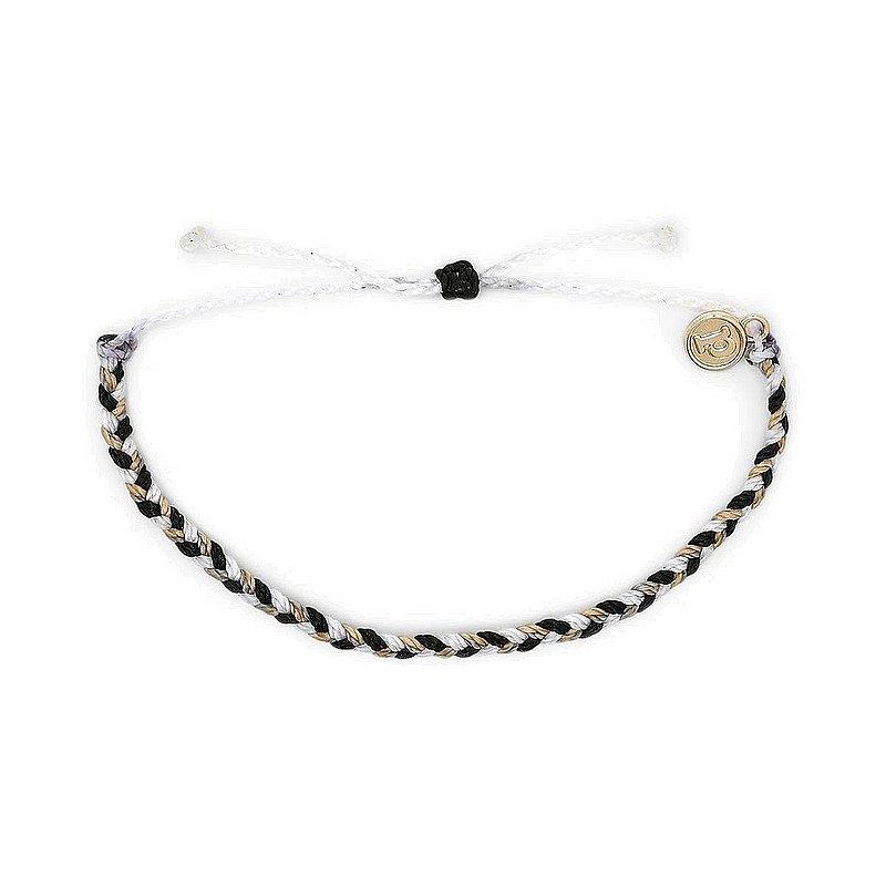 Pura Vida Bracelets Mini Braided Bracelet 10BRXX1196 (Pura Vida Bracelets)