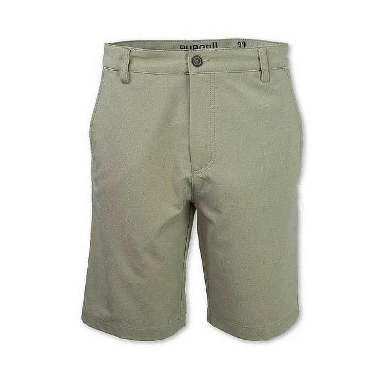 Men's Heathered Quick Dry Shorts