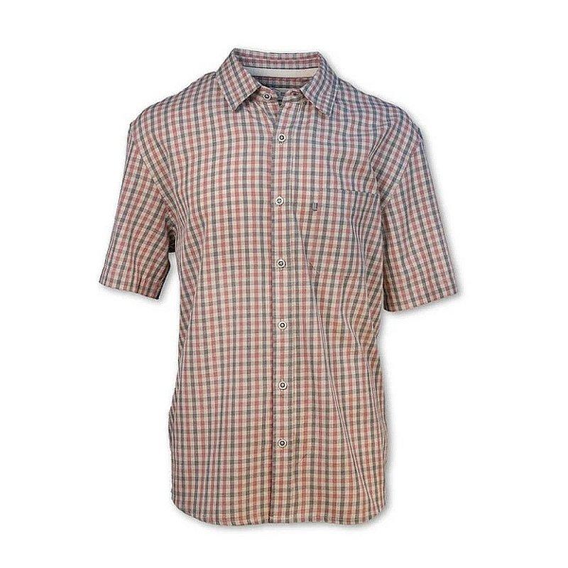 Purnell Men's Short-Sleeved Checkered Shirt 10104016 (Purnell)