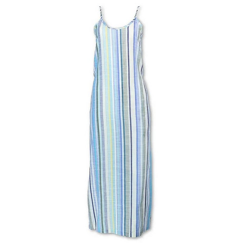 Purnell Women's Blue Stripe Maxi Dress 10212030 (Purnell)
