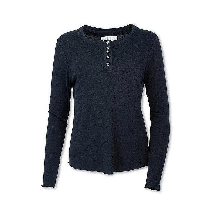 Women's Long Sleeve Henley Shirt