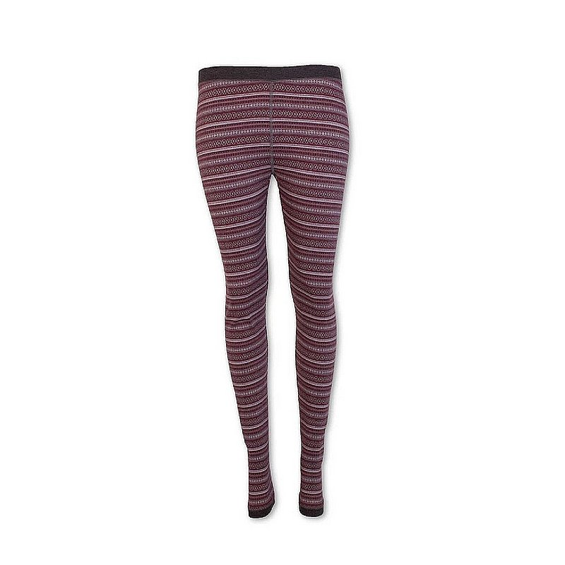 Purnell Women's Nordic Diamond Fair Isle Performance Leggings 10207519 (Purnell)